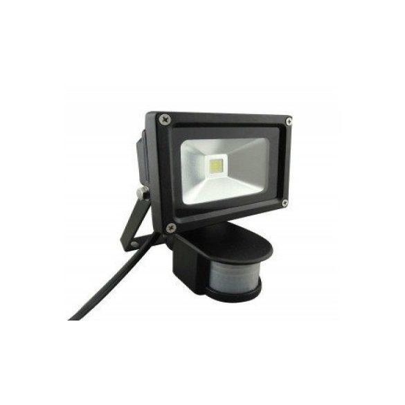 10 W Mozgásérzékelős LED reflektor
