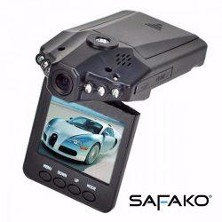 Safako S5 autóskamera (HD + 6 LED)