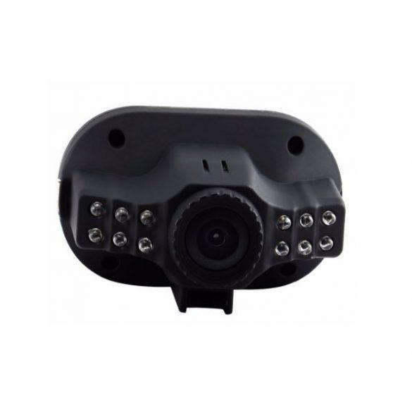 Safako S6 autóskamera (Full HD + 12 LED)