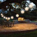 LED gömbök (10 darab / elemes kiadás)