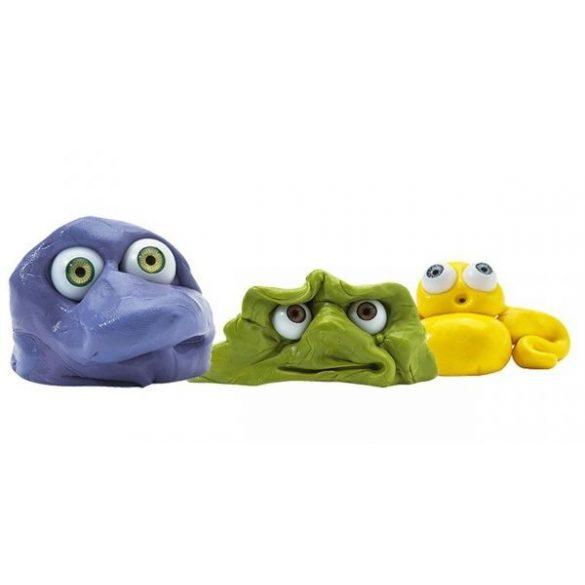Intelligens gyurma (kék színben)