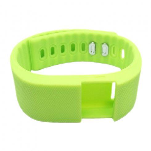 Szíj - Safako SB510 okoskarkötőhöz, zöld színben