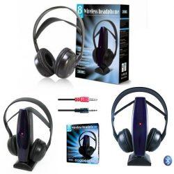 Sok funkciós vezeték nélküli fejhallgató