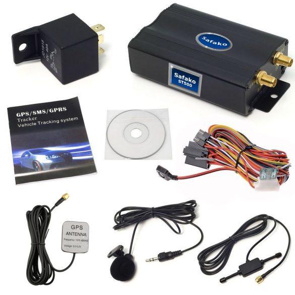 Safako ST500 GPS autós nyomkövető és lehallgató