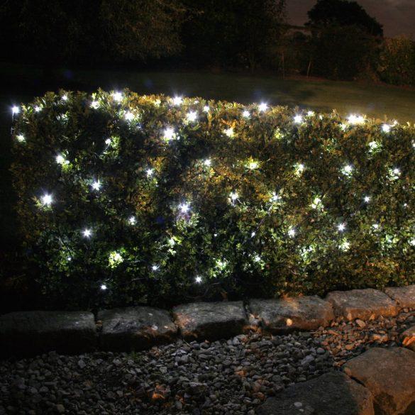 Safako SF128 LED fényháló (2X1 m) - hideg fehér
