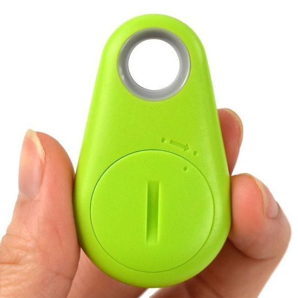 Okos kulcskereső kulcstartó (zöld színben)