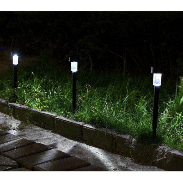 Napelemes kerti lámpa (30 cm)