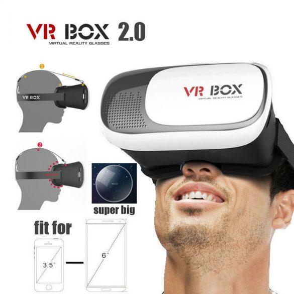 VR Virtuális Valóság szemüveg+Távirányító (Android)