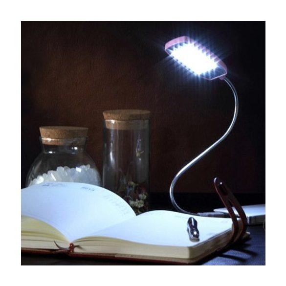 USB-s LED lámpa (rugalmas szárral)
