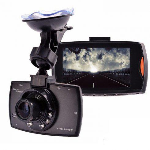 Safako S7 menetrögzítő autós kamera (Full HD)