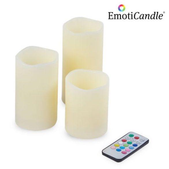Színválasztós LED gyertya