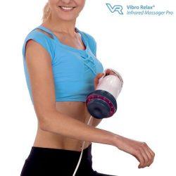 Vibro Relax infravörös masszőr, kézi masszírozó