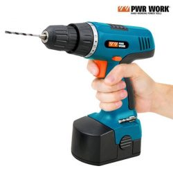 PWR WORK CORDLESS DRILL vezeték nélküli fúró