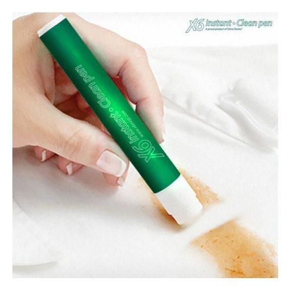 X6 Instant folttisztító toll (3 db / csomag)