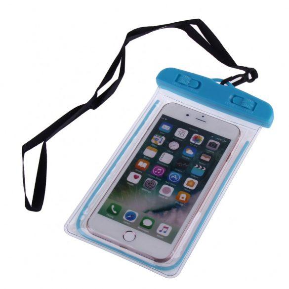 Vízálló mobiltelefon tok