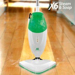 Gőz & Szappan X6 Gőzölős takarítógép