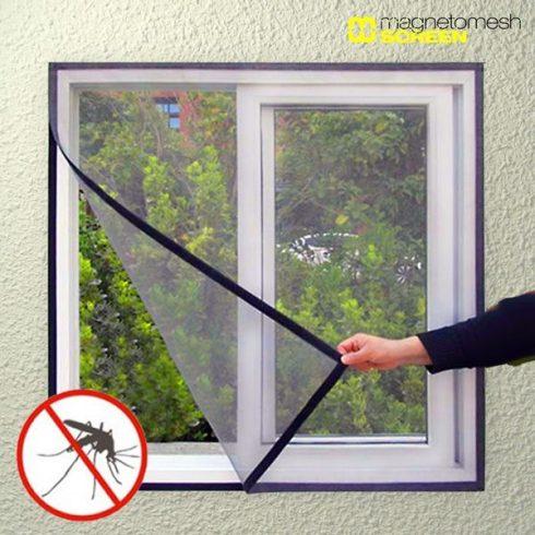 MAGIC MESH SCREEN ablakra helyezhető szúnyogháló