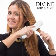 Divine Hair Magic elektromos hajvasaló kefe
