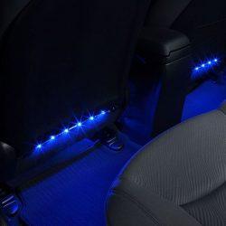 LED-es világítás autóba