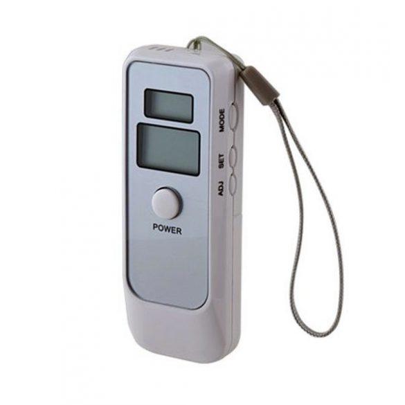 Digitális alkoholszonda (dupla LCD kijelzővel)