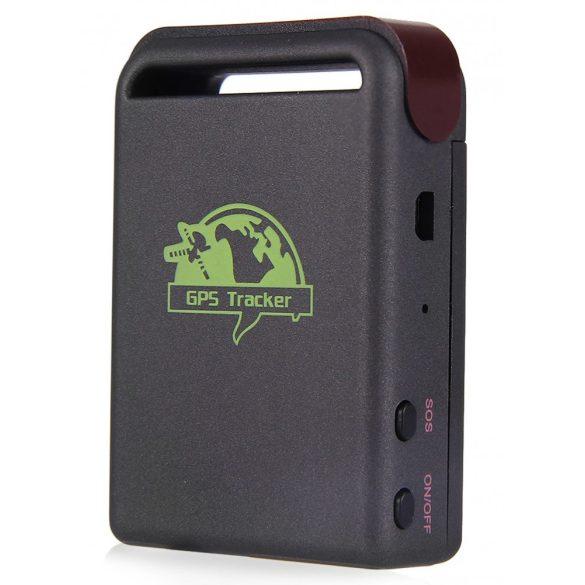 Mini GPS és GSM nyomkövető és lehallgató