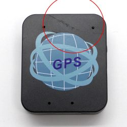 Mini nyomkövető és lehallgató (GSM) - karcos