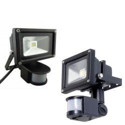 20 W Mozgásérzékelős LED Reflektor