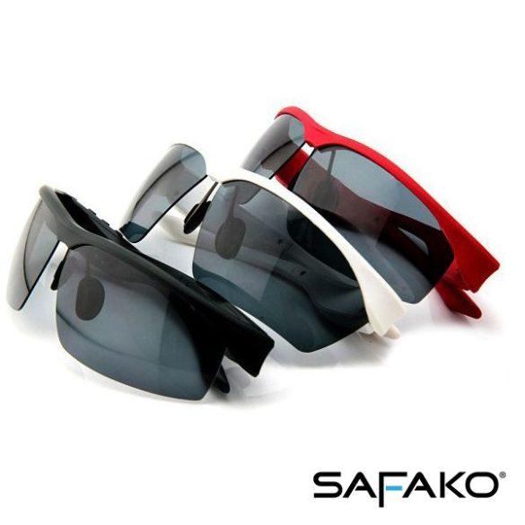 Safako SN05 okos napszemüveg (sötétszürke)