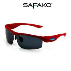 Safako SN05 okos napszemüveg (piros)