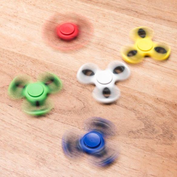 Fidget spinner pörgetős stresszoldó játék