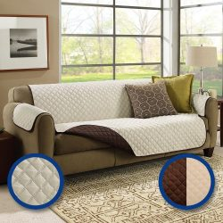 Dupla kanapévédő takaró