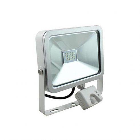 LED reflektor 50 W mozgásérzékelővel (FL-APPLE-50W PIR-1)