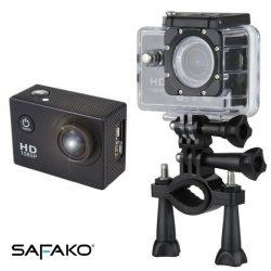 Safako akciókamera Full HD