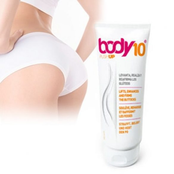 Body10 Fenékemelő krém 200 ml