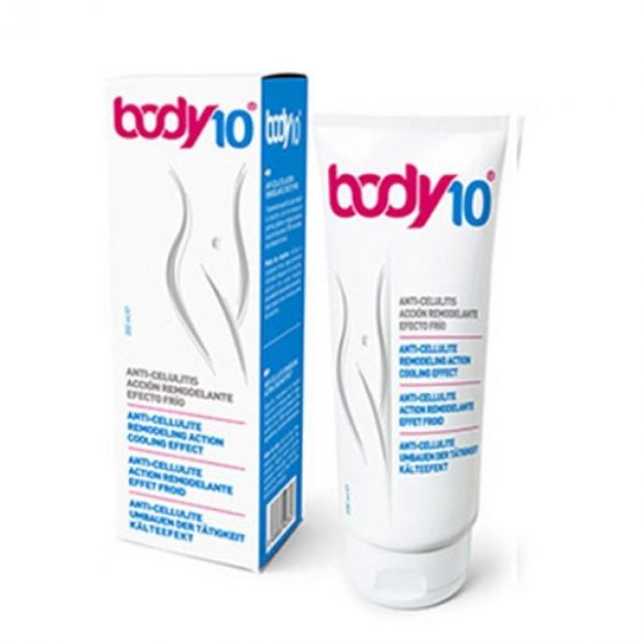 BODY10 ANTI CELLULIT krém 200 ml