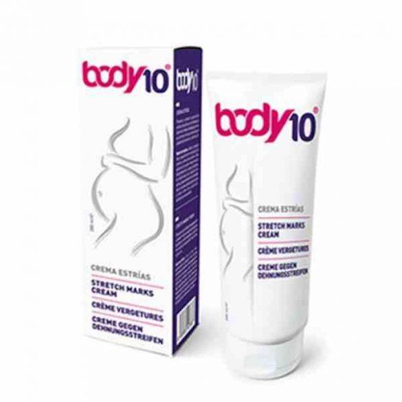 Body10 krém terhességi csíkok ellen