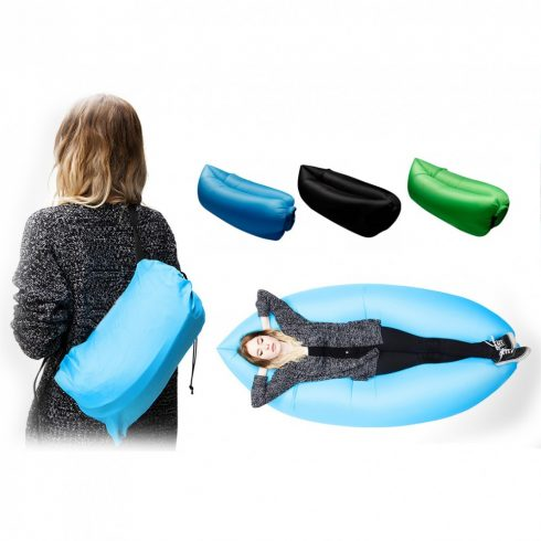 Lazy Bag pumpa nélkül felfújható matrac