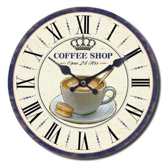Coffee shop falióra - Készletkisöprés!
