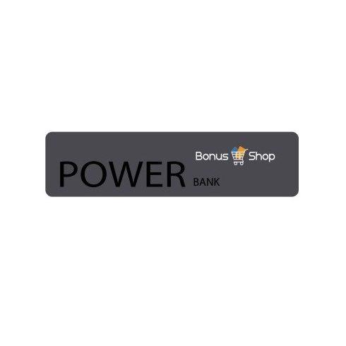 Bonus PowerBank (fekete)