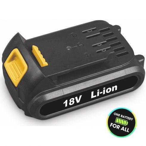 FDUZ 50003 Li-ion akkumulátor 18 V 2000 mAh