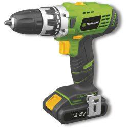 Akkumulátoros fúró csavarozó 14,4V / max. 1400 rpm