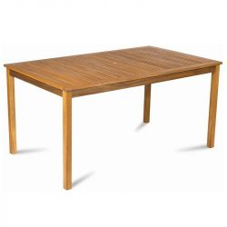 Kerti asztal 150 x 90 cm