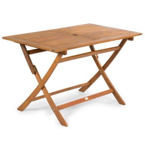 Kerti asztal 120 x 70 cm