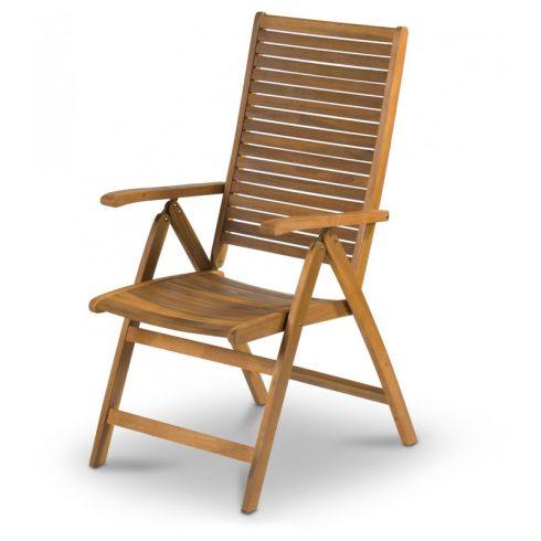 Dönthető kerti szék