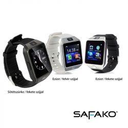 Safako SmartWatch 008 okosóra magyar menüvel