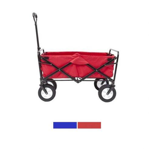Összecsukható kocsi, piros