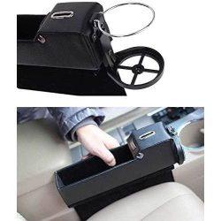 Autóülés mellé helyezhető tároló, utas oldali