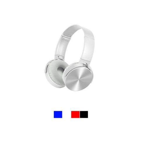 Vezeték nélküli fejhallgató, fehér