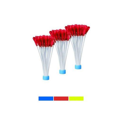 120 db-os vízibomba lufi, piros