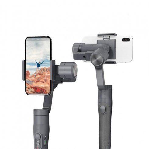 2 giroszkópos képstabilizáló mobiltelefonokhoz